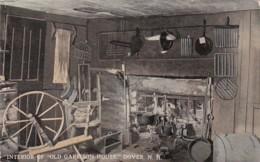 New Hampshire Dover Old Garrison House Interior - Dover