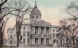 New Hampshire Concord State Capitol Building - Concord