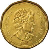 Monnaie, Canada, Elizabeth II, Dollar, 2005, Royal Canadian Mint, TTB - Canada