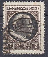 VATICANO - 1940 - Yvert 93 Usato, Come Da Immagine. - Vaticano