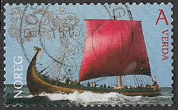 Norway 2014 Vikings A World Good/fine Used [39/31840/ND] - Used Stamps