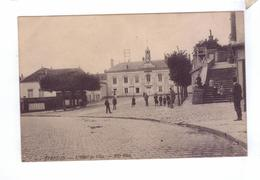 28 EPERNON  Hotel De Ville Horloge - Epernon