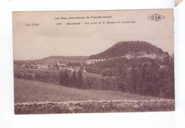 39 MORBIER Vue Prise De La Maison De Lamartine  Le Jura - France