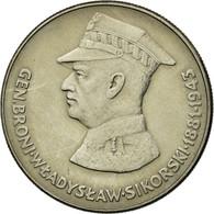Monnaie, Pologne, 50 Zlotych, 1981, Warsaw, SUP, Copper-nickel, KM:122 - Pologne