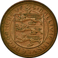 Monnaie, Guernsey, Elizabeth II, 2 New Pence, 1971, TTB, Bronze, KM:22 - Guernesey