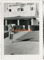 Photo Pan American World Airline Ciudad Trujillo Republica Dominicana 1957 - Luoghi