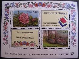 DF50478/29 - 1993 - PARC FLORAL DE PARIS - BLOC NEUF** N°15 - Blocs & Feuillets