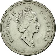 Monnaie, Canada, Elizabeth II, 5 Cents, 1993, Royal Canadian Mint, Ottawa, TTB - Canada