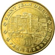 France, Jeton, Jeton Touristique, 64/ Port De Saint-Jean-de-Luz, 2007, MDP, TTB - France