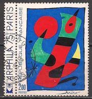 Frankreich  (1975)  Mi.Nr.  1885 + Zf.  Gest. / Used  (6ae52) - France