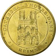 France, Jeton, Jeton Touristique, Reims - Cathédrale Notre Dame, 2005, MDP - France