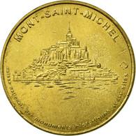 France, Jeton, Jeton Touristique, Mont-Saint-Michel - Vue N°1, 1999, MDP, TTB - France