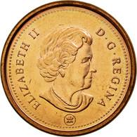 Monnaie, Canada, Elizabeth II, Cent, 2008, Royal Canadian Mint, Winnipeg, SUP - Canada