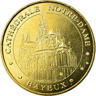 France, Jeton, Jeton Touristique, 14/ Cathédrale Notre-Dame - Bayeux, 2009 - France