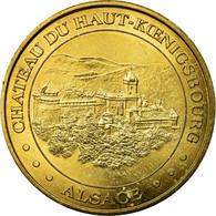 France, Jeton, Jeton Touristique, Orschwiller - Chateau Du Haut-Koenigsbourh - France