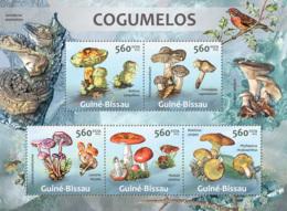 Guinea Bissau 2013 Mushrooms - Guinea-Bissau