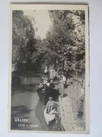 Rare! Ukraine-Historical Romania Basarabia/Valcov-Canal De Trecere,used Photo Postcard From 1937 - Ukraine