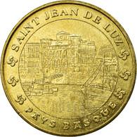 France, Jeton, Jeton Touristique, 64/ Port De Saint-Jean-de-Luz, 2005, MDP, TTB - France