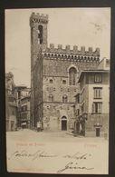 Cartolina Firenze Palazzo Del Podestà - Viaggiata - - Firenze