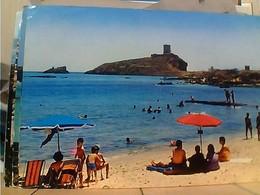 PULA SPIAGGIA E TORRE SARDEGNA VB1967  HA7367 - Cagliari