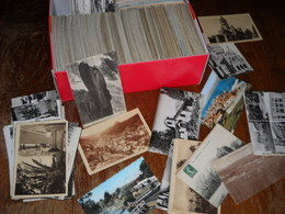 LOT De 1000 CPA Et CPSM Petit Format FRANCE - Bon état - Type Drouille - Cartes Postales