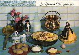 Recette De Cuisine Le Le Gratin Dauphinois 1971  CPM Ou CPSM - Recettes (cuisine)