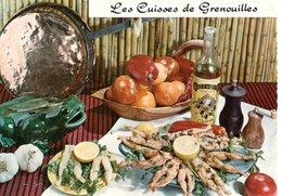 Recette De Cuisine Les Cuisses De Grenouilles 2007  CPM Ou CPSM - Recettes (cuisine)