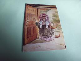 BELLE ILLUSTRATION ....CHAT ...PAR B. POTTER - Illustrateurs & Photographes