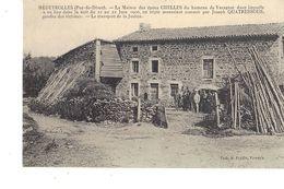 63 RARE MEYDEYROLLES LA MAISON DES ÉPOUX CHELLES DU HAMEAU DE VARAGNAT - France