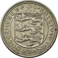 Monnaie, Guernsey, Elizabeth II, 5 New Pence, 1968, TTB, Copper-nickel, KM:23 - Guernesey