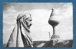 TUNISIE MUEZIN DE TOZEUR 1953 - Tunisie