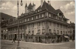 Thun - Hotel Bären - BE Berne