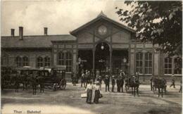 Thun - Bahnhof - BE Berne