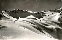 Andermatt - Im Skigelände - Ski - UR Uri