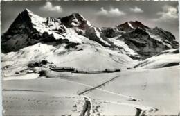 Kleine Scheidegg - BE Berne