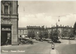 MONZA PIAZZA CARDUCCI - PUBBLICITA' MOTTA , CAMPARI  (122) - Monza