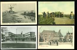 Mooi Lot Van 60 Postkaarten Van Nederland   Noord - Holland     - 60 Scans - Cartes Postales