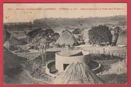 Guinée  - Timbo - Dépendances Du Tata De L'Almamy ( Voir Verso ) - French Guinea