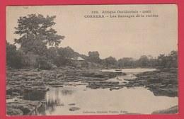 Guinée  - Correra - Les Barrages De La Rivière ( Voir Verso ) - French Guinea