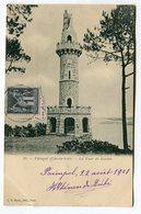 CPA   22 : PAIMPOL   Tour Kerdut   1901  A  VOIR  !!!!!!! - Paimpol