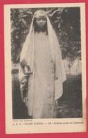 Chari-Tchad - Femme Arabe Du Salamat  ( Voir Verso ) - Tchad