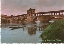 PAVIA PONTE SUL TICINO  (137) - Pavia
