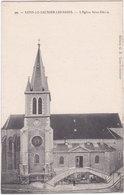 39. LONS-LE-SAUNIER-LES-BAINS. L'Eglise Saint-Désiré. 99 - Lons Le Saunier