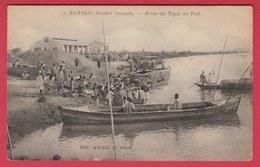 Soudan - Bamako - Rives Du Niger Au Port ... Belle Animation -1925 ( Voir Verso ) - Soudan
