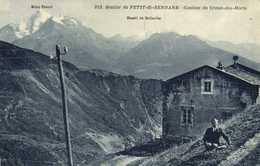Sentier Du PETIT St BERNARD  Cantine Du Creux Des Morts Personnage RV - Autres Communes