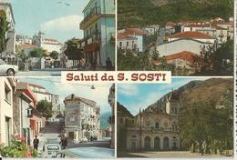 SALUTI DA S. SOSTI  (147) - Italia