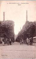 91 MONTGERON - Boulevard Sellier - Montgeron