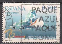 Spanien  (2002)  Mi.Nr.  3756  Gest. / Used  (4ae10) - 1931-Today: 2nd Rep - ... Juan Carlos I
