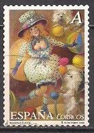 Spanien  (2005)  Mi.Nr.  4009  Gest. / Used  (4ae07) - 1931-Today: 2nd Rep - ... Juan Carlos I