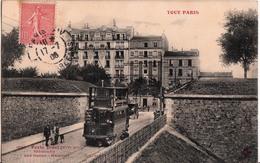 TOUT PARIS -XIV Ieme-PORTE DIDOT-TRAMWAY LES HALLES-MALAKOFF - France